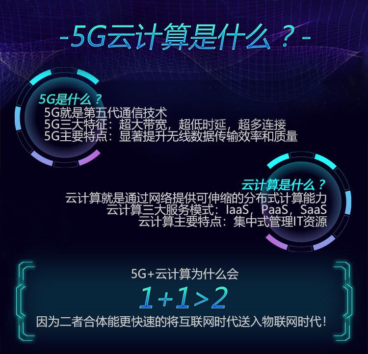 5G云计算是什么